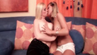 Step Mommy and me in interracial action