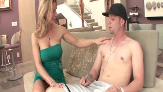 Hottest lady ever gets fucked hard