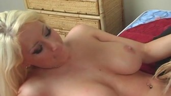 Hot busty blonde threesome - Java Productions