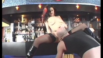 After hours bar staff sex - Java Productions