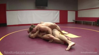 Rugby Player And Boxer Fight And Fuck