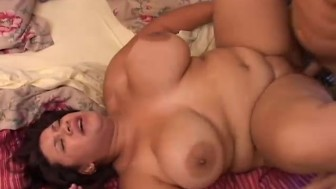 Monet is a big busty beautiful brunette BBW who loves the taste of cum