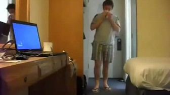 Sneezing Ian's Sneezing and Flip Flops Fetish Video (16)