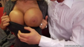MAGMA FILM German Hottie has huge tits