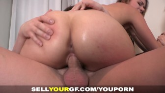 Sell Your GF - Double-squirting fuck