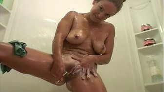 Watch This Amateur Take A Shower
