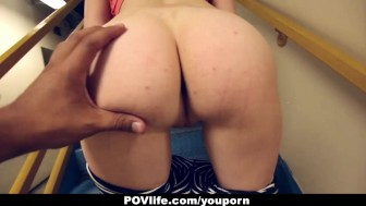 POVLife - Sexy Ass Vera Drake Rides Cock Like A Champ