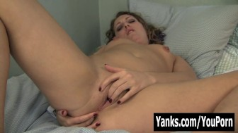 Kinky Annika Toying Her Quim
