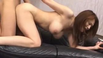 Yuki Touma has crack licked, aroused with vibrators and screwed
