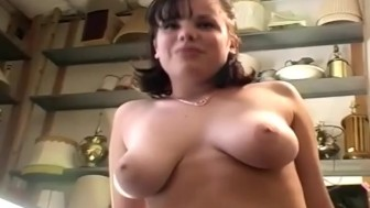 Chloe Interview Busty MILF