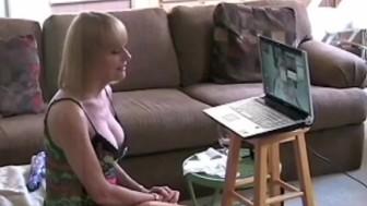 Amateur Stepmom Cyber Sex