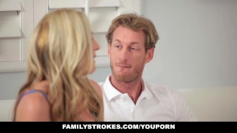 FamilyStrokes - Family Game Night Orgy