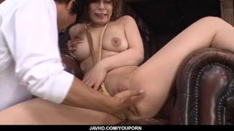 Ririsu Ayaka hot milf in need for hardcore sex