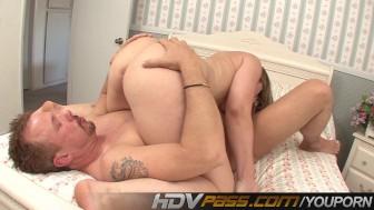 Sexy Leenuh Rae Sucking And Fucking Hardcore
