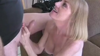 Two Cocks For This Cum GILF