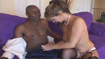 Saucy Wife Scores Big Cock