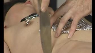 Fetish threesome - Julia Reaves