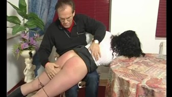Spanking For The Naughty Girl- Julia Reaves