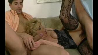 Ebony and Ivory both love dick - Julia Reaves