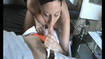 Big tits for this hot MILF - Julia Reaves
