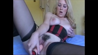 Johnny Rockard ft Micha s Creamy Cunt (solo girl)