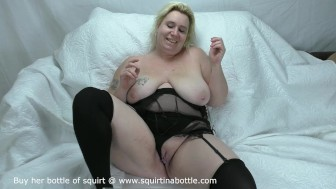 Jewel's First Squirt Movie Multiple Takes