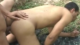 Extremely Horny Bareback Sex Of Hot Gay Latino