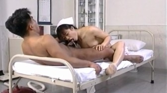 Eri Ueno nurse has twat fucked on and on