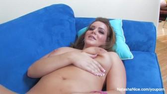 Natasha Nice is Bored and Horny