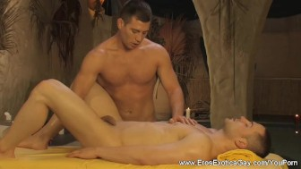 Intimate Anal Massage Exploration