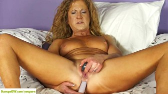 Horny Wife Pepper Young Toys Ass