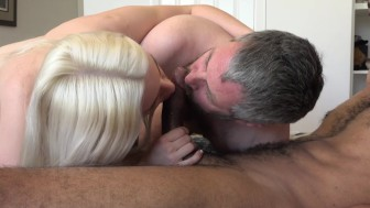 Niki Makes Husband Swallow Big Black Load