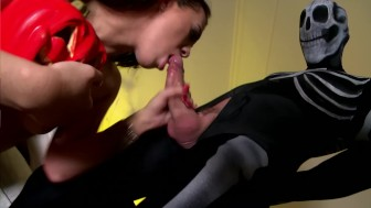Fucking the skeleton - DDF Productions