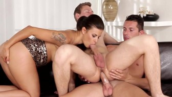 Bisexual Buttfucking