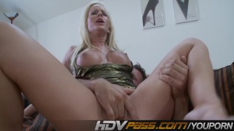 Cindy Dollar Gets Rough Anal