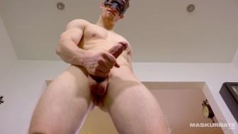 Maskurbate Hard Body Jake