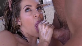 lubed – kimmy granger dripping wet pussy banged by johnny castle