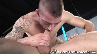 FalconStudios On The Edge With Sebastian Kross
