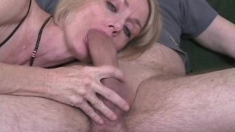 Melanie Just Loves Cock