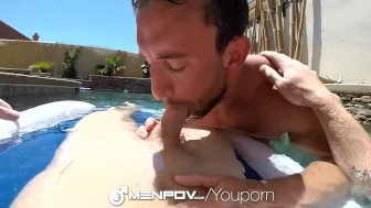 MenPOV - Guys with Cams Fuck Sean Blue & Mike Gaite