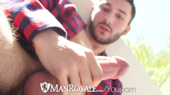 ManRoyale - Daniel Duress & Scott DeMarco Fuck on V-day