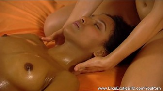 Massage babes Loving Their Flesh