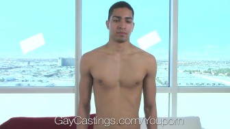 GayCastings - Draven Milo First Gay Scene