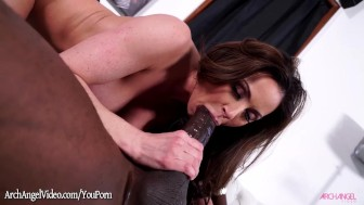 kendra lust taking mandingo massive black cock