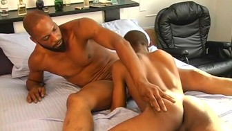 Young ebony stud - BC Productions