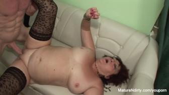Mature Slut Gets Fucked