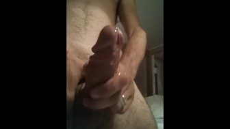 Big cock HandJob with Cumshot