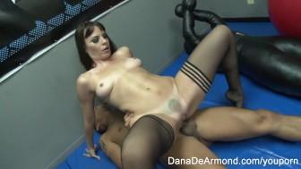 Dana DeArmond gets fucked