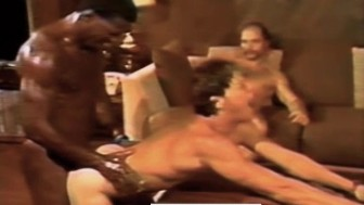 J.D. Slater in Vintage Threeway from THE HEAT GOES ON (1985)