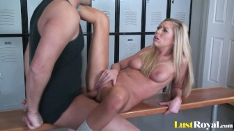 Some locker-room fun with the busty Brynn Tyler.mp4